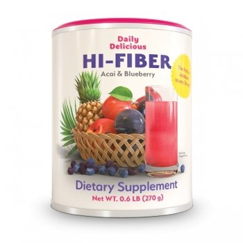 Daily Delicious High Fiber tasteful assai and blueberry